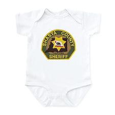 Shasta County Sheriff Infant Bodysuit