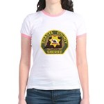 Shasta County Sheriff Jr. Ringer T-Shirt