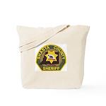 Shasta County Sheriff Tote Bag