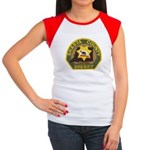 Shasta County Sheriff Women's Cap Sleeve T-Shirt