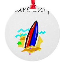 future surfer Ornament