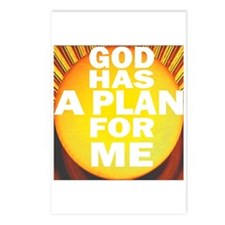 At Birth- there was a PLAN. Postcards (Package of