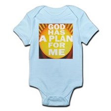 At Birth- there was a PLAN. Infant Bodysuit