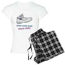 Charlie-D11-WhiteApparel Pajamas