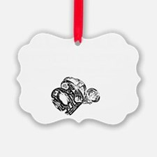 RECYCLED Thermal Energy Hard On - Ornament