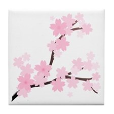 Sakura Tile Coaster