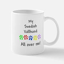 Vallhund Walks Mug
