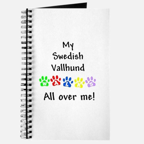 Vallhund Walks Journal