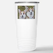 Corgies 8x10 Travel Mug
