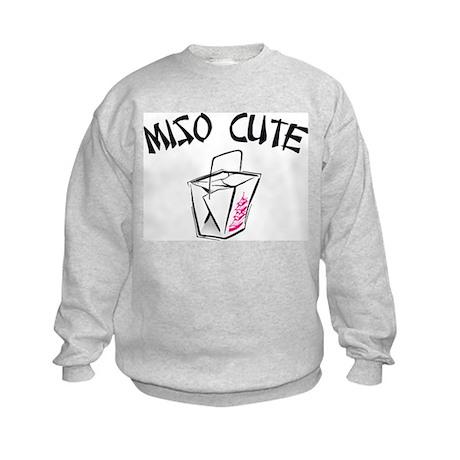 Miso Cute Kids Sweatshirt