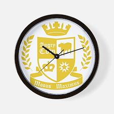 moo maximus Wall Clock