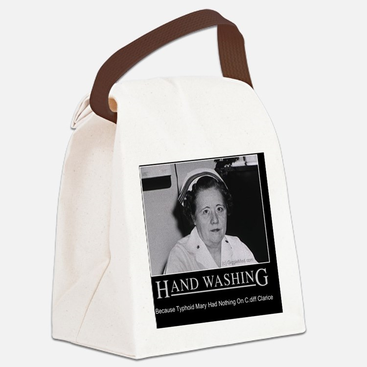 hand-washing-humor-infection-02-l Canvas Lunch Bag