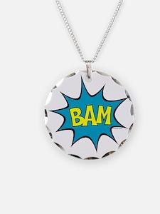 Bam-lg Necklace