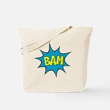 Bam-lg Tote Bag