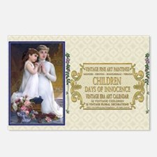 1 A FA H CHILD MUNIER 2Gi Postcards (Package of 8)