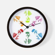 hpcircle Wall Clock