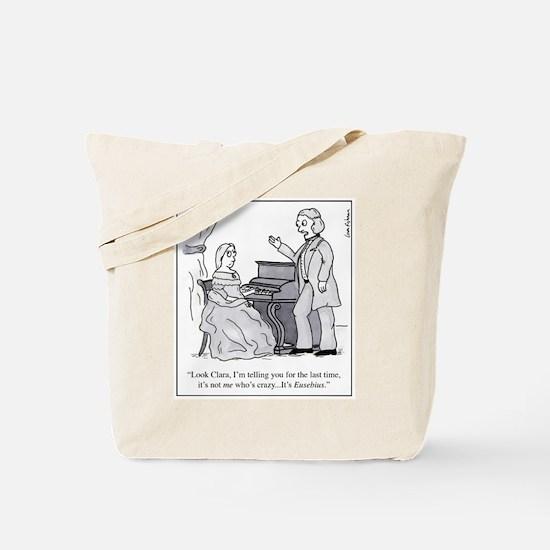 Cute Schumann Tote Bag