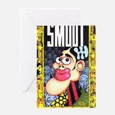 Snappy Sammy Smoot Greeting Card