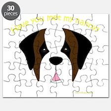 MeetMyNannySaint Puzzle
