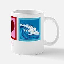 peacelovesurfingwh Mug