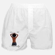 womanback Boxer Shorts