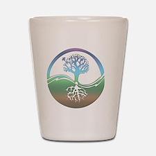 treenearth Shot Glass
