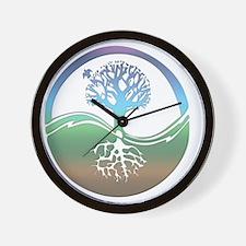 treenearth Wall Clock
