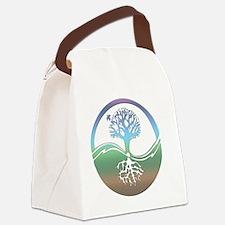 treenearth Canvas Lunch Bag