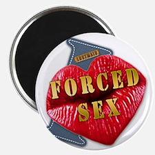 FORCEDSEX---I-LOVE Magnet