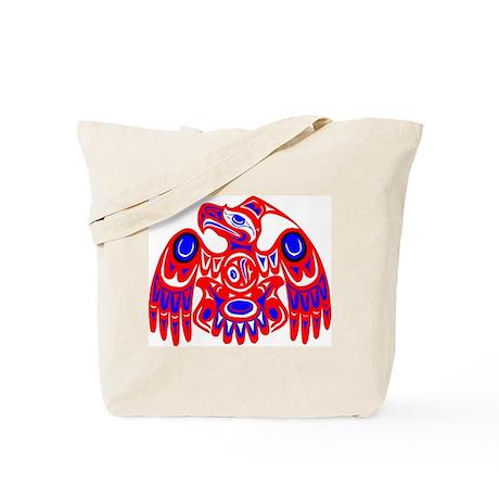 Haida Thunderbird Tote Bag