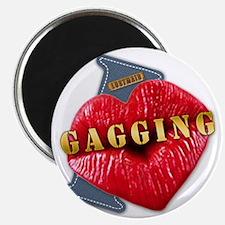 GAGGING---I-LOVE Magnet