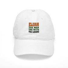 ELIJAH -the legend Baseball Cap