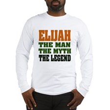 ELIJAH -the legend Long Sleeve T-Shirt