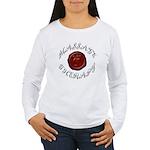 Heart Massage Therapy Women's Long Sleeve T-Shirt