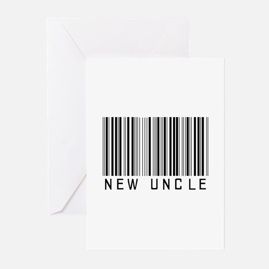 New Uncle Greeting Cards (Pk of 10)