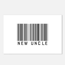 New Uncle Postcards (Package of 8)