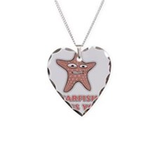 Charlie-D15-WhiteApparel Necklace