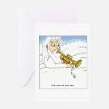 Cool Bands Greeting Cards (Pk of 20)
