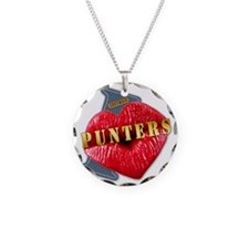 PUNTERS--I-LOVE Necklace