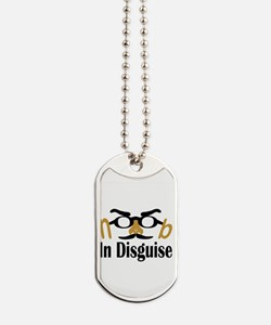 Noob in Disguise Dog Tags