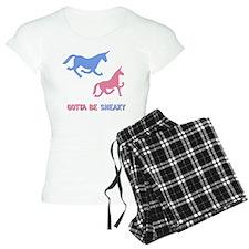 Charlie-D17-WhiteApparel Pajamas