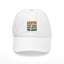 AUSTIN - the legend Baseball Cap