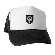 Armstrong Clan Crest Tartan Trucker Hat