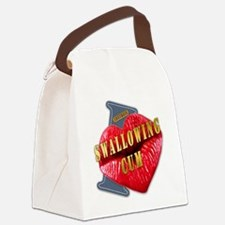 SWALLOWINGSUM---I-LOVE Canvas Lunch Bag