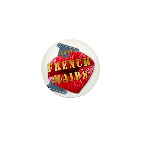 FRENCHMAIDS---I-LOVE Mini Button