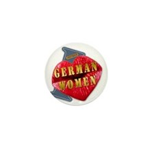 GERMANWOMEN---I-LOVE Mini Button