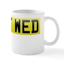 Weddingplate6 Mug
