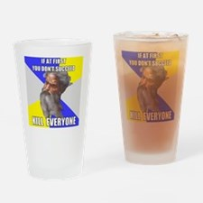 trollgodkill Drinking Glass