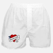 Frankie tattoo Boxer Shorts