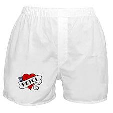 Brice tattoo Boxer Shorts